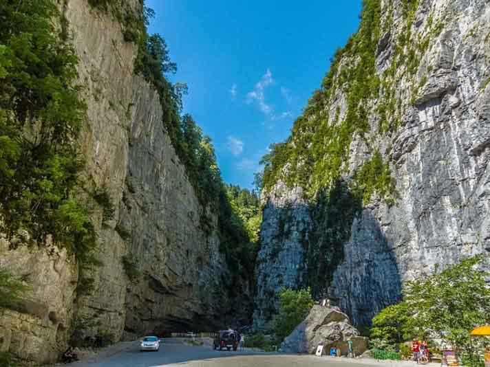 Экскурсии в Абхазию рицу