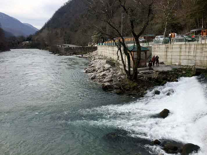 Экскурсии в Абхазию из адлера на озеро рица
