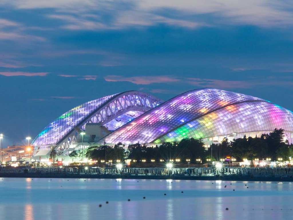 фишт олимпийский парк