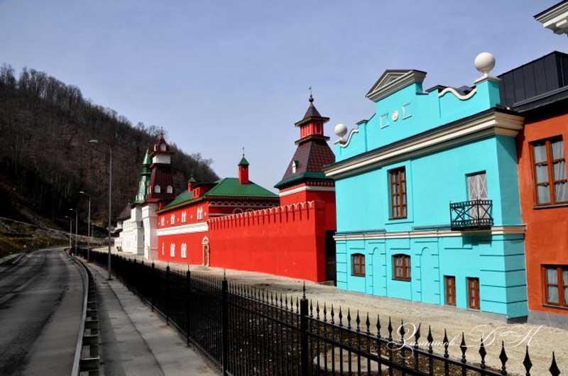 Комплекс моя Россия